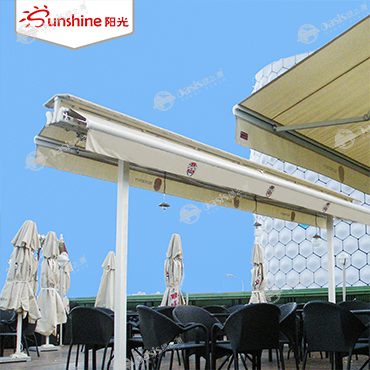 L220Double-sidesopenawning