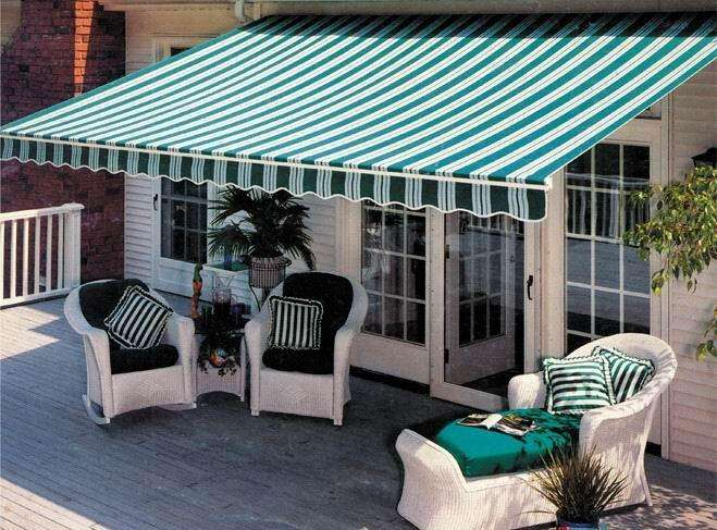 About the awning small information